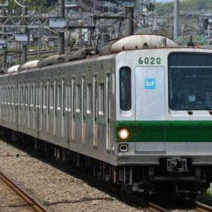 【Archive-75】 営団6000系電車(2017.4.20、小田急多摩線)
