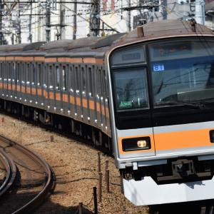 【Archive-86】 中央線快速209系1000番台(2019.5.10、中央本線)