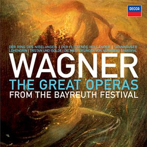 Wargner - The Great Operas from The Byreuth Festival (33CD)