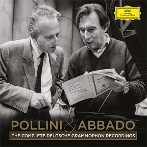 Pollini & Abbado:Complete DG Concerto Recordings (8CD)