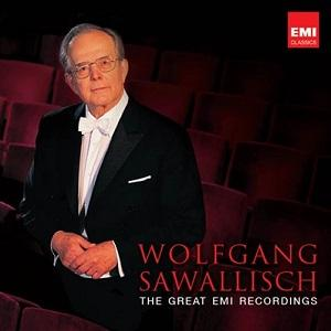 Wolfgang Sawallisch - The Great EMI Recordings (33CD)