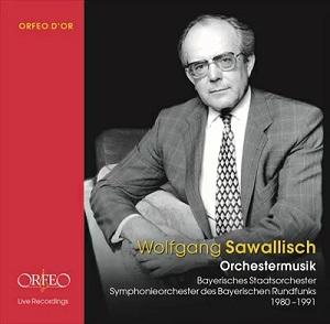 Wolfgang Sawallisch - Orchestermusik 1980-1991 Orfeo (8CD)