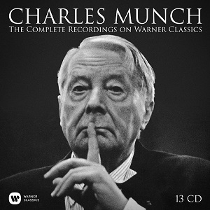 Charles Munch - The Complete Warner Recordings (13CD)