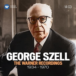 George Szell - The Warner Recordings 1934-1970 (14CD)