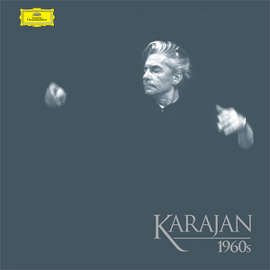 Karajan 60 - the Complete Orchestral Recordings on DG in 1960-1969 (82CD)
