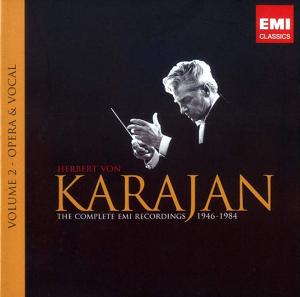 Hervert von Karajan - The Complete EMI Recordings 1946-1984, Volume 2:Opera & Vocal (71CD+CD-ROM)