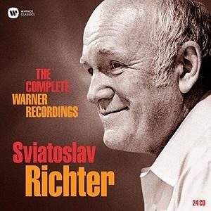 Sviatoslav Richter:The Complete Warner Recordings (24CD)