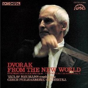 ドヴォルザーク:交響曲第9番《新世界より》& 第7番 - ノイマン/チェコ・フィル (1981)