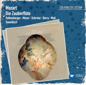 モーツァルト:歌劇「魔笛」全曲 - サヴァリッシュ/バイエルン国立歌劇場管弦楽団 (1972)