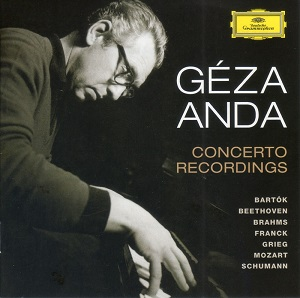 Geza Anda:Concerto Recordings (12CD)