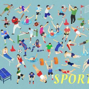 スポーツに目覚めるのか?