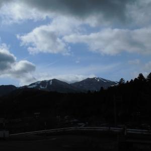スキー場の今現在