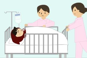 妊娠中に虫垂炎になりました その3