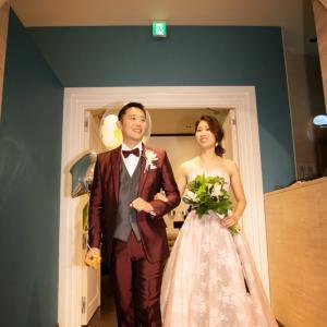 パラッツォ ドゥカーレ 麻布での結婚式の写真 Part5 披露宴