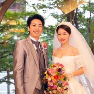 如水会館での結婚式の写真 Part1 (お仕度とロケーション撮影)