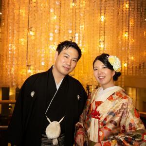ホテルメルパルク横浜での結婚式 Part4(披露宴)