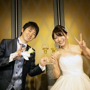 ホテルニューオータニ(東京)での結婚式の写真 Part4 (鳳凰の間 披露宴)
