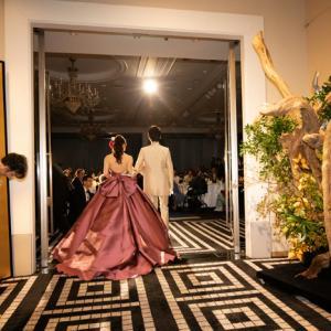 ホテルニューオータニ(東京)での結婚式の写真 Part6 (鳳凰の間 披露宴)