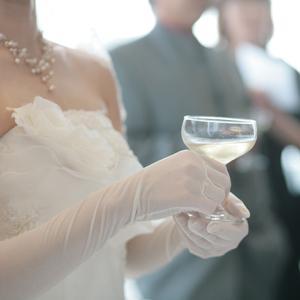 ゲストが疲れ切っている結婚式