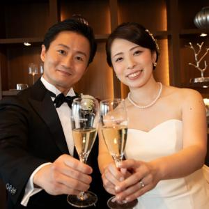 PENTHOUSE THE TOKYO by SKYHALL での結婚式 Part3