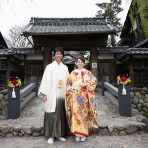 EXEX GARDEN(岐阜県)での結婚式 その6