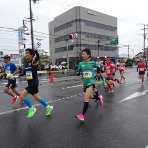 【姫路城マラソンに向けて調整されているランナーへ】 No.5633