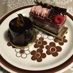 ベルアメールのケーキ