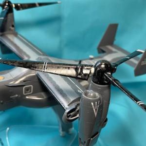 CV-22B オスプレイ 完成