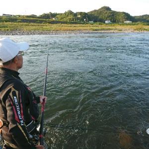 まだ終わらない秋の釣り。