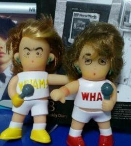 ワム人形!80年代!シルベ!不変!