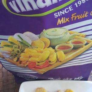 ベトナム vinamit ミックスフルーツチップ