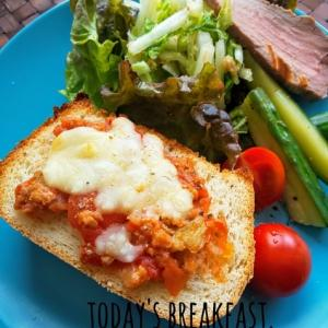 大網白里の野菜たっぷり朝ごパン