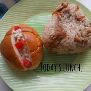 今日のおにぎり&サンドイッチ