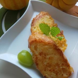 食品ロスをへらす❗️固くなったフランスパン