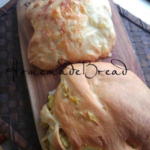 どでかパンの朝ごパン