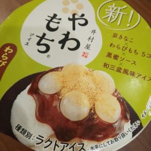 アイスクリーム大好き❤️井村屋やわもちアイス
