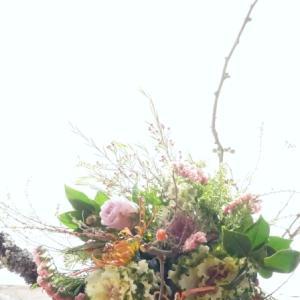 KACHAOさんのお正月花(ブーケ)