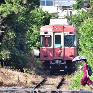 外川駅  銚子電鉄