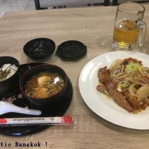 カツ煮定食@桜
