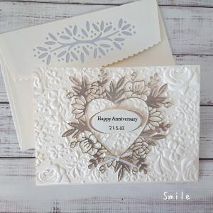 結婚お祝いのカード