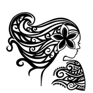 Samoan Girl - No.1