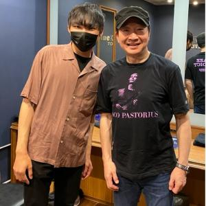 Blue Note TOKYO TETSUO SAKURAI JACO PASTORIUS TRIBUTE SESSION with  Special Guest 中村梅雀
