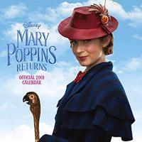 映画感想「メリー・ポピンズ リターンズ、ジュラシック・ワールドetc」(2019.2.10)