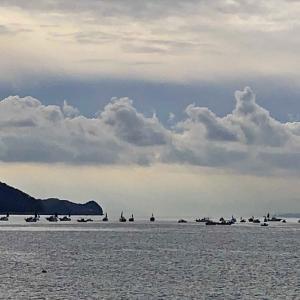 タチウオ船団 呉市