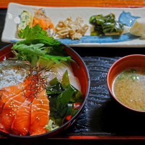 ともちゃん居酒屋食堂 呉市広 海鮮丼定食
