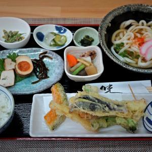 うどん屋 空(くう) 限定10食・空ランチ 750円(税込)