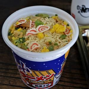 金ちゃんラーメンしょうゆ味 カップ麺