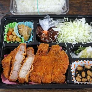 寿食堂 呉市 極厚トンカツ弁当 テイクアウト