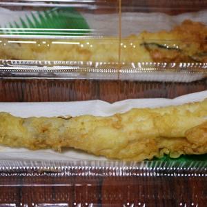 ミニショップ花まる 豊島 穴子の天ぷら タコめし