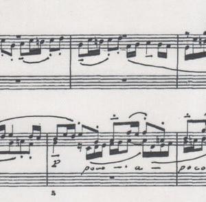 バッハフーガ、二通りで弾いてみる?